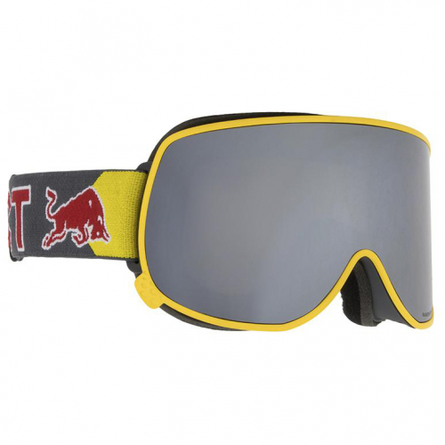 Маска SPECT RED BULL MAGNETRON EON MATT YELLOW/SILVER SNOW-SMOKE WITH SILVER MIRROR