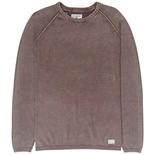 Свитер BILLABONG WAVE WASHED SWEATER COFFEE