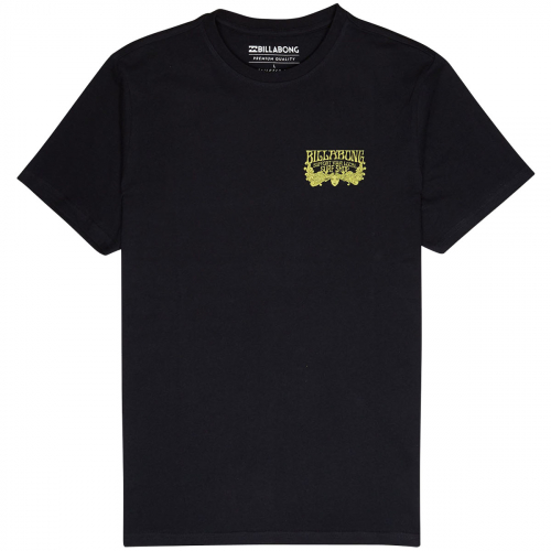 Футболка BILLABONG SUPPORT TEE SS BLACK